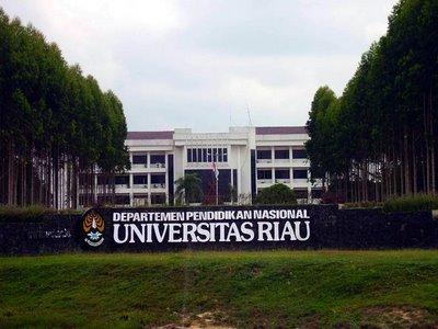 Prediksi Passing Grade Jurusan di Universitas Riau (UR) Terbaru Tahun 2017